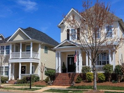 Monteith Park homes