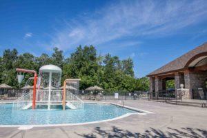Area 7 community pool